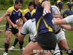 20110611 vs立命館大学