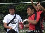 20110818 菅平 練習風景