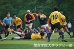 20110826vs東海大学戦