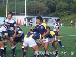 20111001vs大阪体育大学