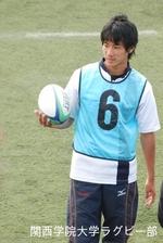 20111002vs京都産業大学