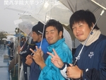 20111105vs大阪体育大学