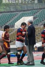 20111106vs近畿大学