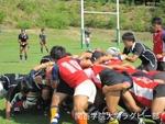 20120827vs国際武道大学