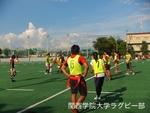 20120901 オール関学タグラグビー大会