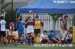 20120929 Jrリーグvs近畿大学
