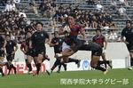 20121007 関西大学Aリーグvs天理大学