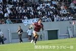 20121021関西大学Aリーグvs大阪体育大学