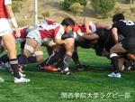 20121027vs大阪体育大学