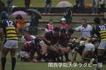 20121028 関西大学Aリーグvs立命館大学