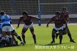20121103 関西大学Aリーグvs摂南大学