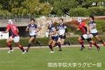 20121110 関西大学Aリーグvs京都産業大学