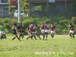 20130518 vs青山学院大学A