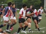 2013.9.14 vs同志社大学D
