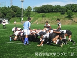 2013.9.21 vs大阪体育大学Jr
