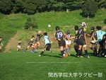 2013.9.21 vs大阪体育大学コルツ
