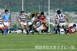 2013.1013 vs関西大学Aリーグ戦