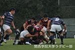 2013.1027 関西Aリーグ戦 vs同志社大学