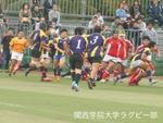 20131102vs近畿大学コルツ