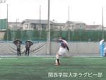 20131110vs天理大学Jr
