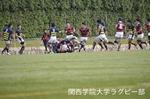 2013.1109 vs立命館大学 関西Aリーグ戦