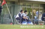 2013 11.9 vs立命館大学 関西Aリーグ戦