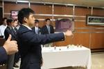 20140426vs慶応義塾大学 アフターマッチファンクション