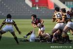 関西学院創立125周年記念試合 vs慶應義塾大学
