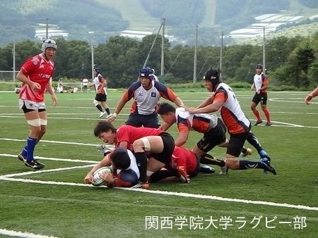 2014/08/19 vs専修大学B