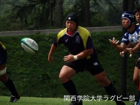2014/08/20 vs中央大学B