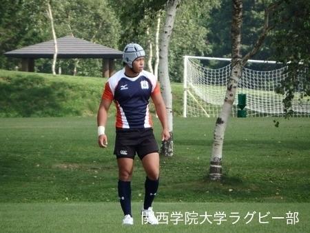 2014/08/20 vs中央大学A