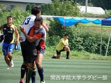 2014/08/23 vs慶應義塾大学C