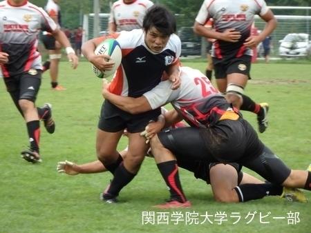 2014/08/25 vs帝京大学B