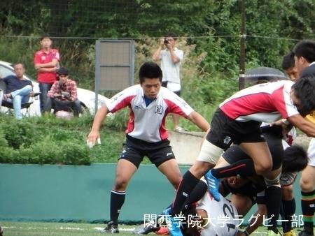 2014/08/25 vs東海大学C
