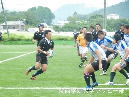 2014/08/25 vs東海大学D