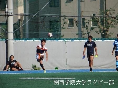 2014/09/27 [ジュニアリーグ] vs京都産業大学