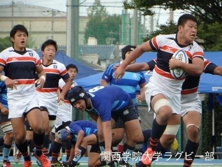 2014/10/4 [ジュニアリーグ] vs摂南大学