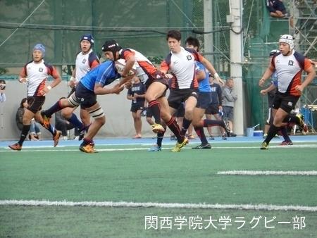 2014/10/4 vs摂南大学C