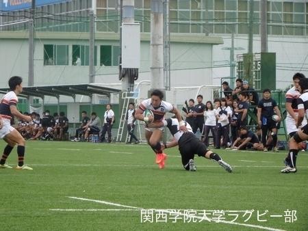 [ジュニアリーグ]vs大阪体育大学