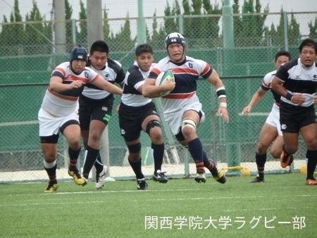 2014/10/11 [ジュニアリーグ]vs大阪体育大学