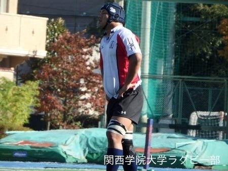 2014/10/18 vs大阪産業大学B