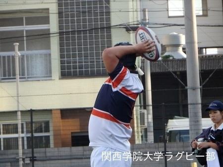 2014/10/25 [ジュニアリーグ] vs近畿大学