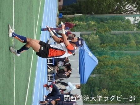 2014/11/02 vs天理大学C