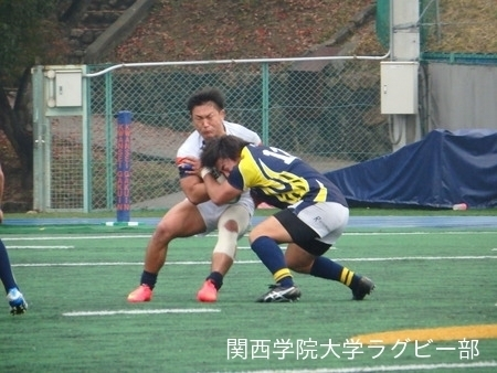 2014/11/9 [ジュニアリーグ] vs立命館大学