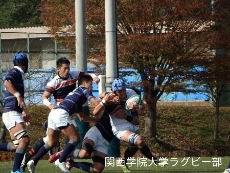 2014/11/16 [ジュニアリーグ] vs同志社大学