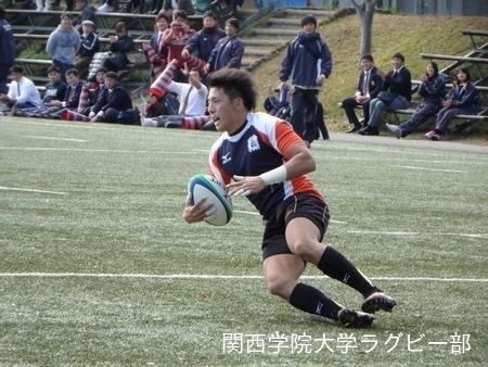 2014/11/16 vs同志社大学D