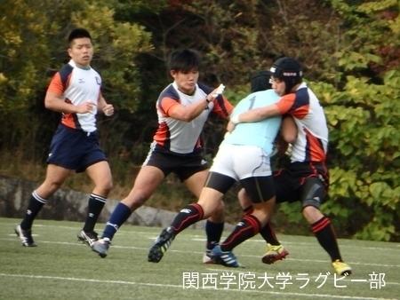 2014/11/16 vs同志社大学C
