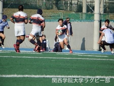 2014/11/22 [ジュニアリーグ]vs関西大学