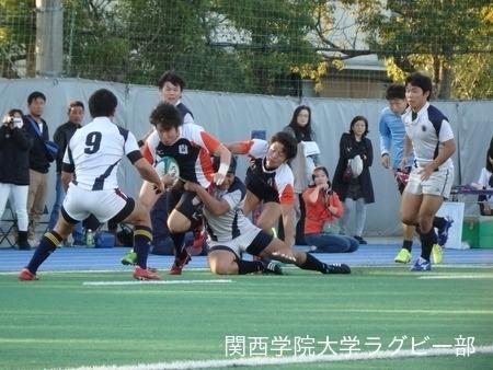 2014/11/22 vs関西大学C