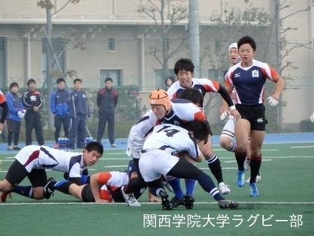 2014/12/6 vs関西大学C